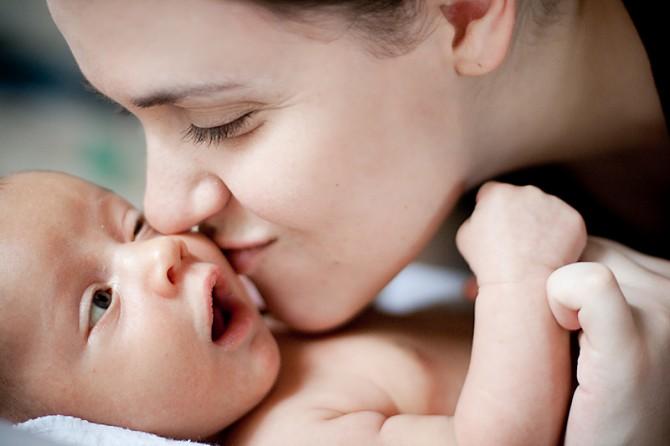 Antes de ser mãe…