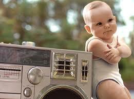 Estimulação musical do bebê