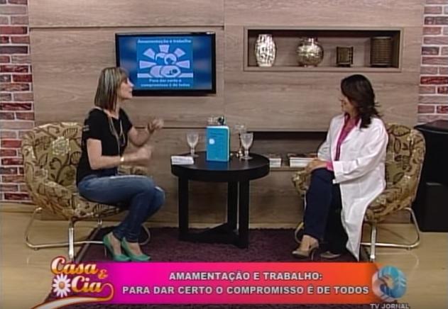 Entrevista – Programa Casa & Cia – TV