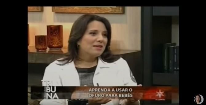 Banho de ôfuro no Tribuna Independente- Rede Vida de Televisão