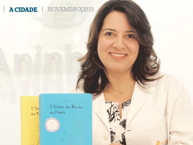 40 semanas não é prazo de validade – Dra. Lu no Jornal A Cidade