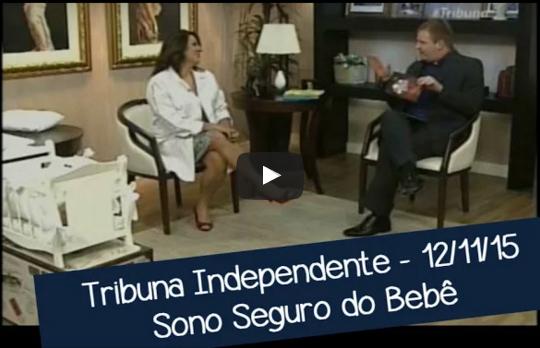 Sono seguro do bebê – Tribuna independente