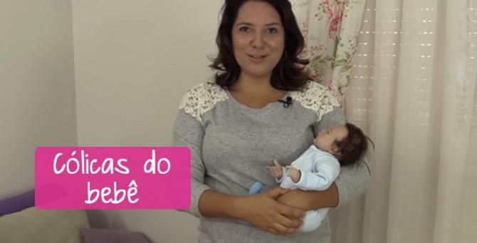 O cocô do bebê. Como ajudar o bebê a evacuar mais facilmente e reduzir as cólicas