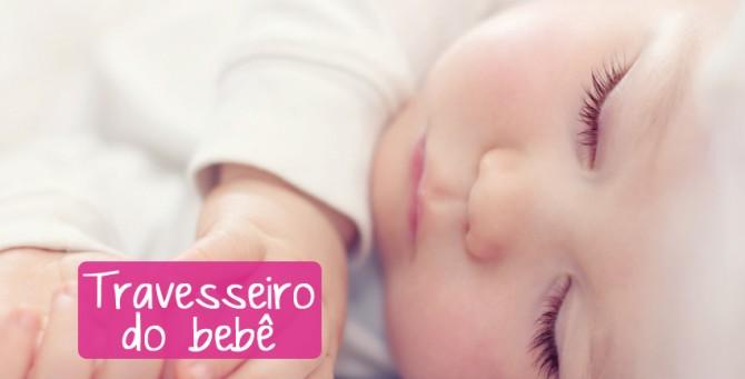 Como garantir um sono mais seguro para o bebê? Qual o melhor travesseiro para o bebê?