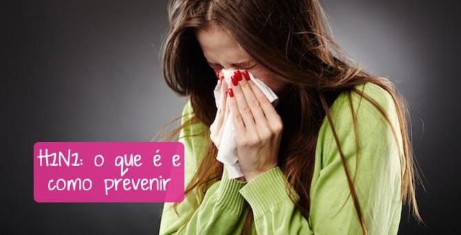Prevenindo H1N1 na gestação
