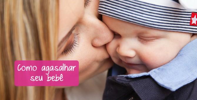 Como agasalhar seu bebê