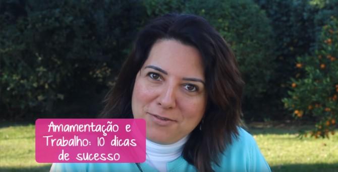 Amamentação e Trabalho: 10 dicas de sucesso